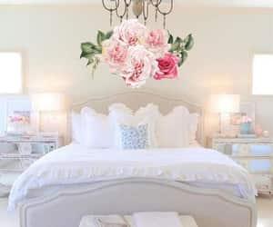 shabby chic roses, peony wallpaper, and peony wedding image