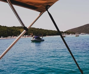 blue, ionian sea, and visit greece image
