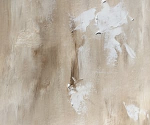 art, beige, and paint image
