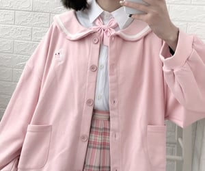 aesthetic, babie, and clothes image