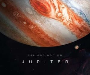 galaxia, jupiter, and universo image