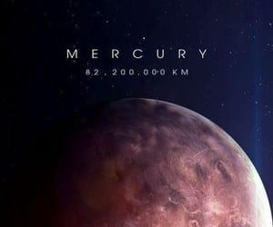 galaxia, mercury, and planeta image