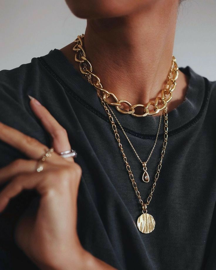 article, fashion, and gold image