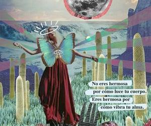 alma, frases español, and actitud image