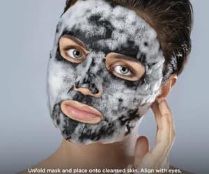 face mask, skincare, and face sheet mask image