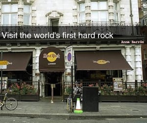 hard rock and travel image