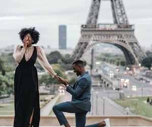 proposal, Relationship, and torre eiffel image