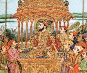 turk, hindustan, and mughals image