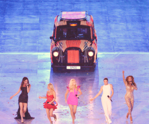 london 2012, olympics, and spice girls image