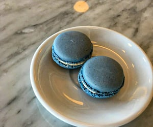 blue, delicious, and french image