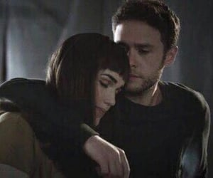 agents of shield, jemma simmons, and leopold fitz image