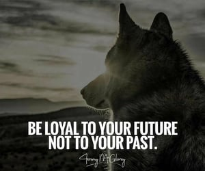 future, past, and loyal image