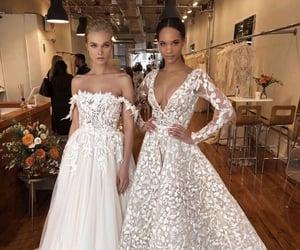 dress, fashion, and friendship image
