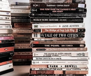 book, books, and chic image