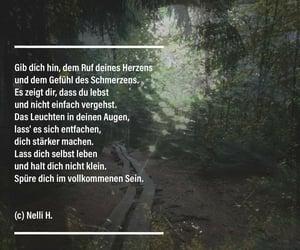 Augen, stark, and deutsch image