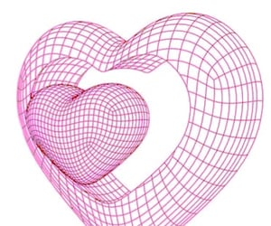 heart, icon, and pink image