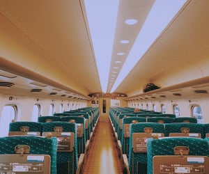 seating, seats, and commuting image