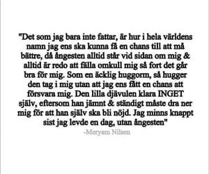 depression, quote, and swedish image