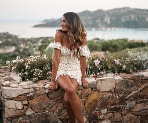 blogger, corse, and dress image