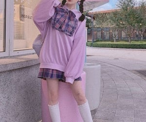 clothes, japanese, and kfashion image