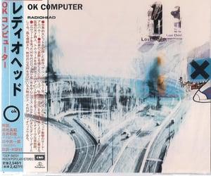 radiohead, music, and ok computer image