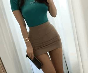 Chica, girl, and skinny image