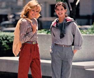 1980s, cone, and seventeen magazine image