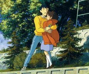 whisper of the heart, anime, and ghibli image