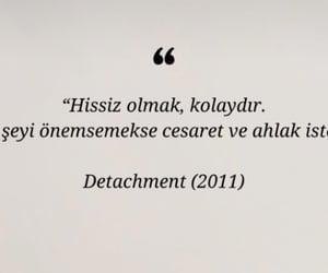 alıntı, türkçe sözler, and detacment image