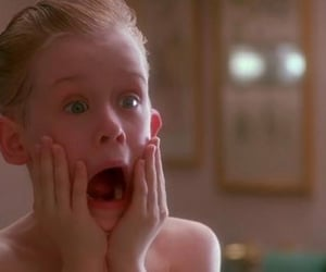 movie, home alone, and kevin mccallister image
