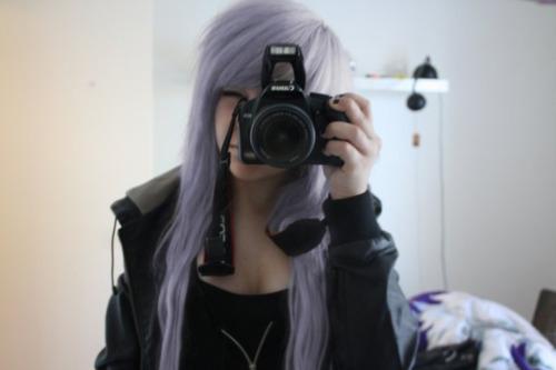 girl, hair, and sufinkusu image