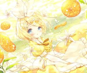 anime, artwork, and kawaii image