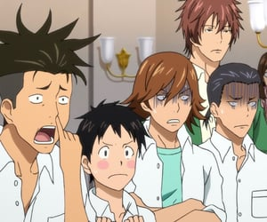 anime, funny, and sports image