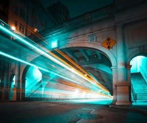 cool, tunnel, and asthetic image