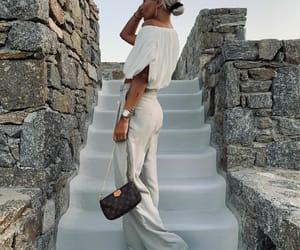 blogger, fashion, and holidays image