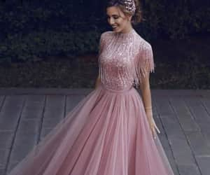 evening dress, prom dresses, and prom 2020 image