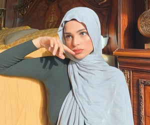beautiful, hijab, and instagram image