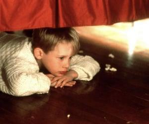 christmas, iconic, and Macaulay Culkin image