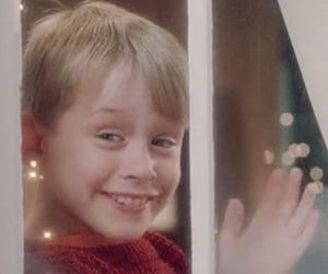 christmas, Macaulay Culkin, and home alone image