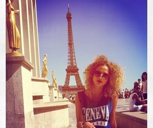 badass, paris, and style image