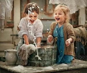 black white colors, child children kids, and love omg mood رمزيات image