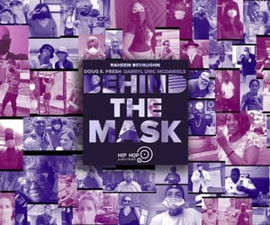 raheem devaughn, musicvideo, and behind the mask image