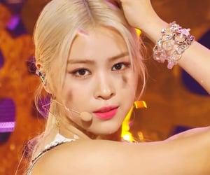 girls, JYP, and yeji image