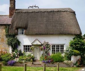 charming, cottages, and country image