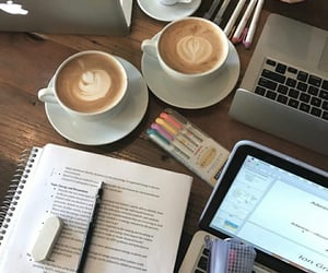 article, coffee, and motivation image