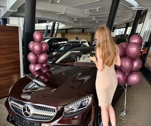 amazing, balloons, and brown image
