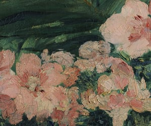 arte, flores, and manet image