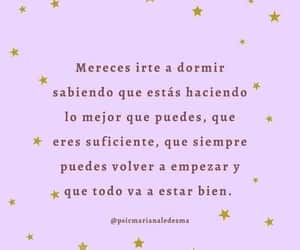 texto, spanish quotes, and pensamientos image