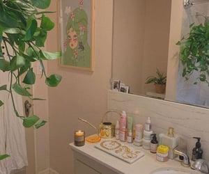 aesthetic, bathroom, and decor image