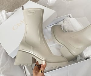 boots, fashion, and chloe image